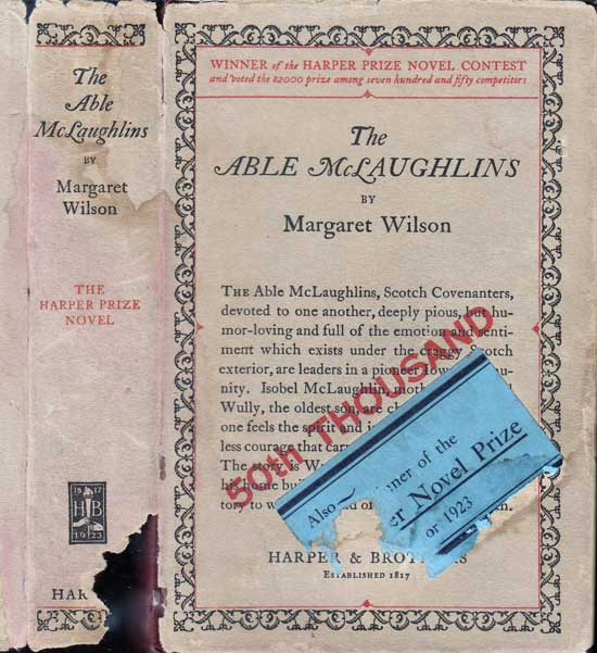 The Able McLaughlins. Margaret WILSON