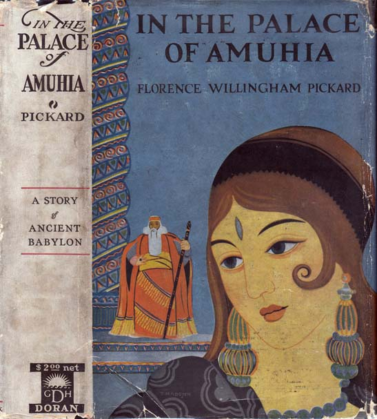 In the Palace of Amuhia. Florence Willingham PICKARD