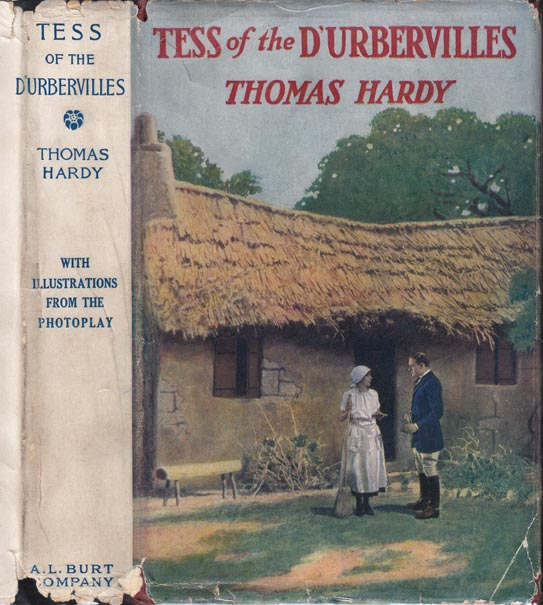 Tess of the D'Urbervilles. Thomas HARDY.