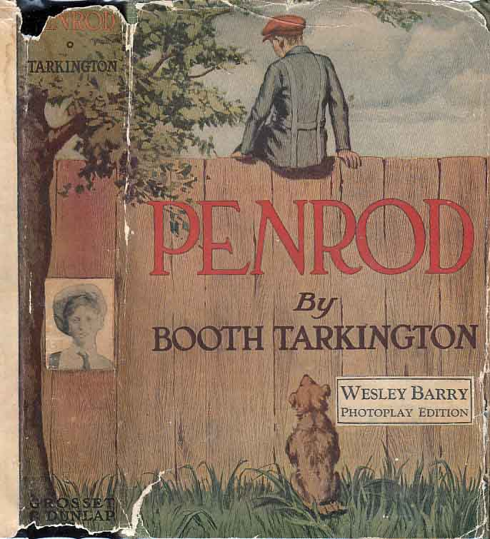 Penrod. Booth TARKINGTON