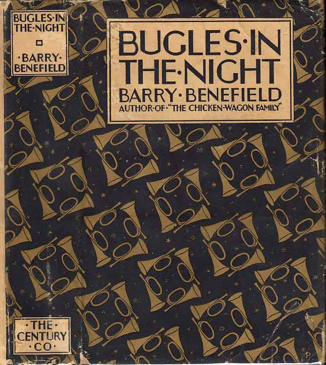 Bugles in the Night. Barry BENEFIELD