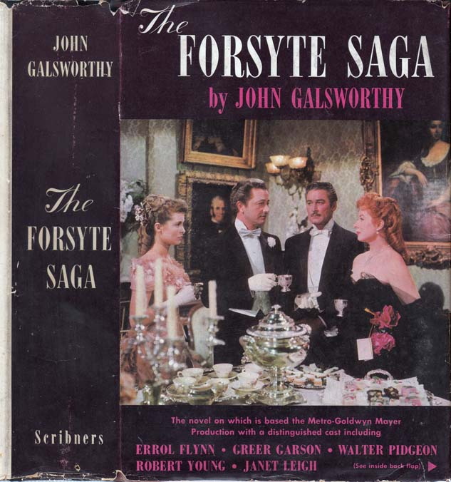 The Forsyte Saga. John GALSWORTHY