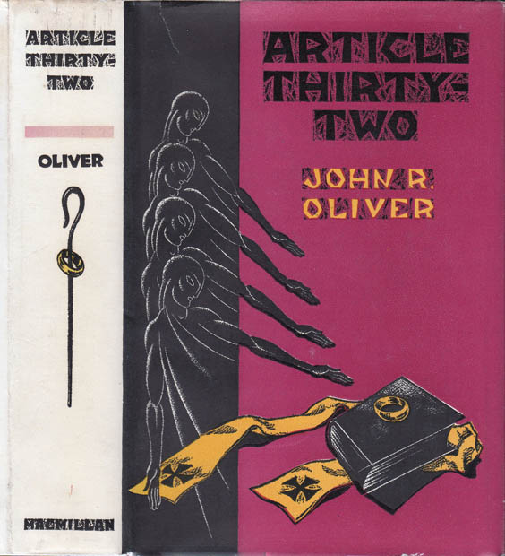 Article Thirty-Two. John Rathbone OLIVER