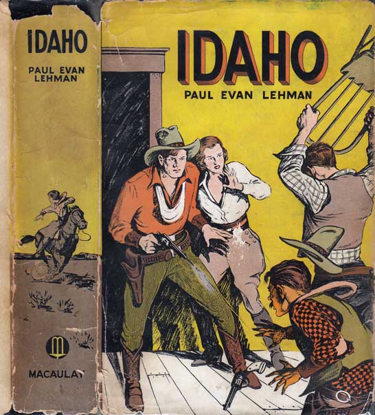 Idaho. Paul Evan LEHMAN.