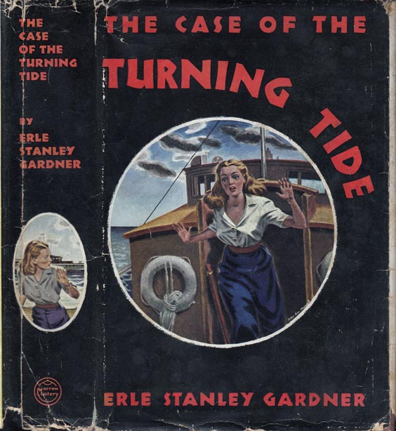 The Case of the Turning Tide. Erle Stanley GARDNER