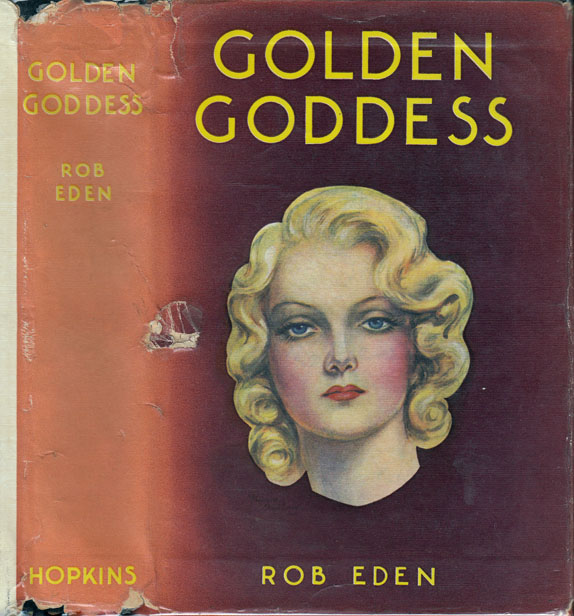 Golden Goddess. Rob EDEN.