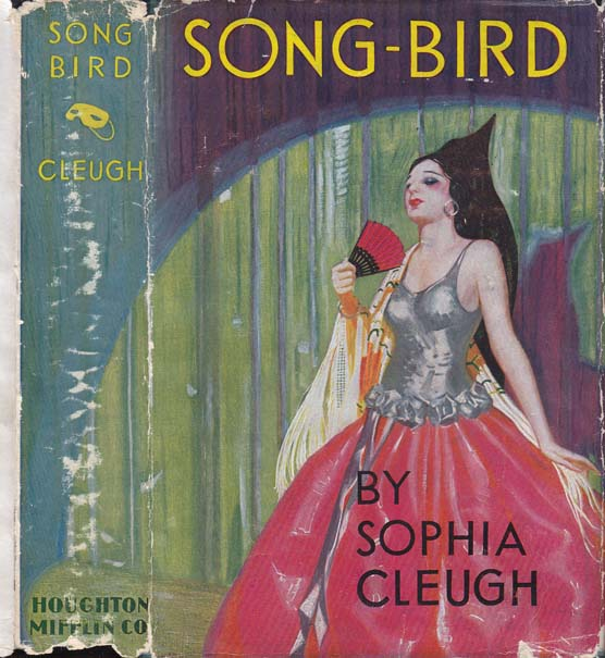 Song Bird. Sophia CLEUGH