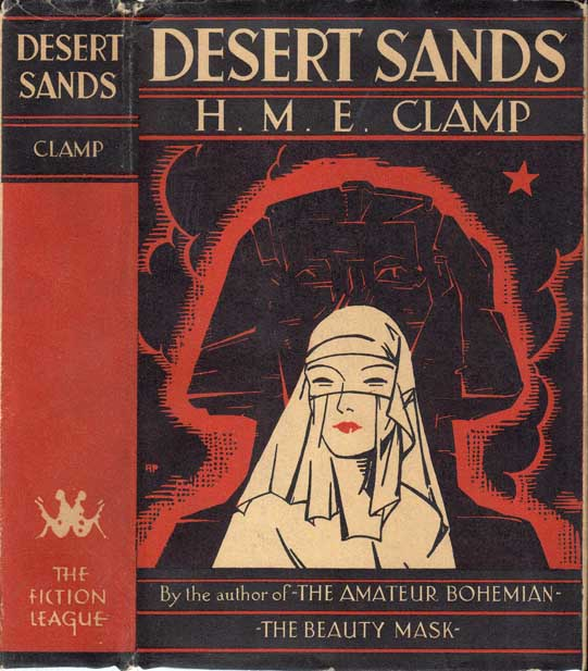Desert Sands. H. M. E. CLAMP