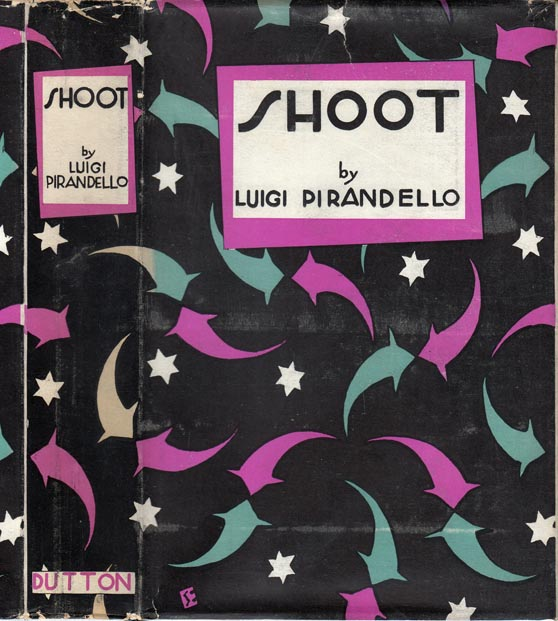 Shoot, The Notebooks of Serafino Gubbio, Cinematograph Operator (HOLLYWOOD FICTION). Luigi...