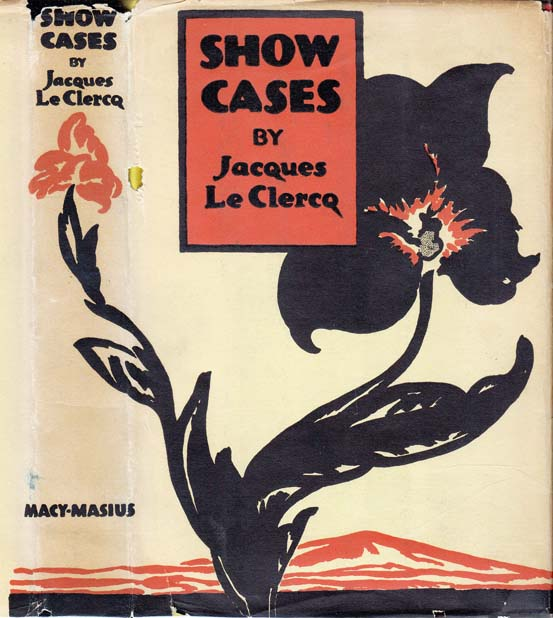 Show Cases. Jacques LE CLERCQ