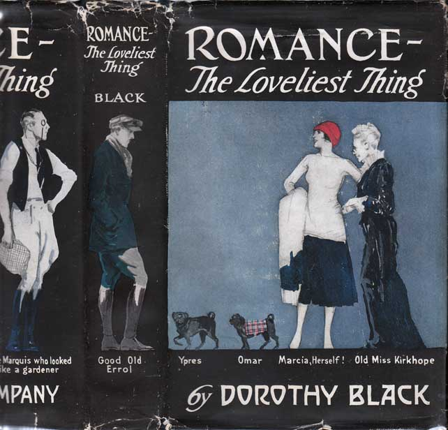 Romance-The Loveliest Thing. Dorothy BLACK