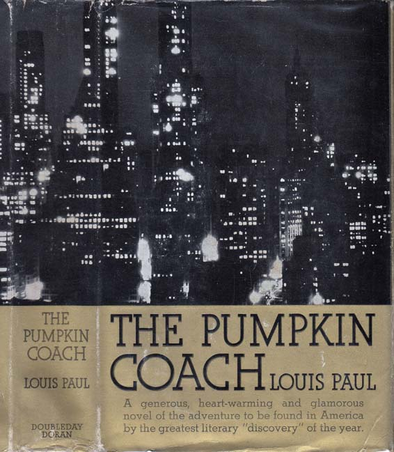 The Pumpkin Coach. Louis PAUL