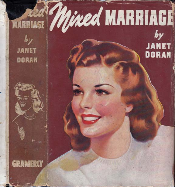 Mixed Marriage [JEWISH INTEREST]. Janet DORAN