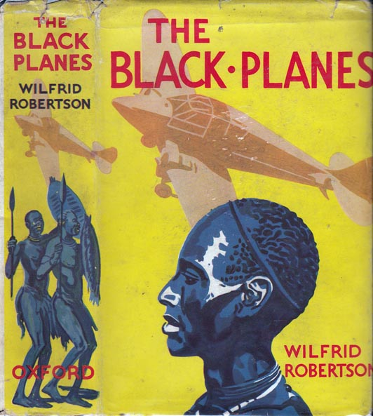 The Black Planes. Wilfrid ROBERTSON