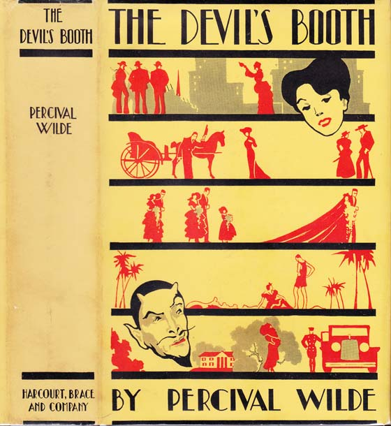 The Devil's Booth. Percival WILDE