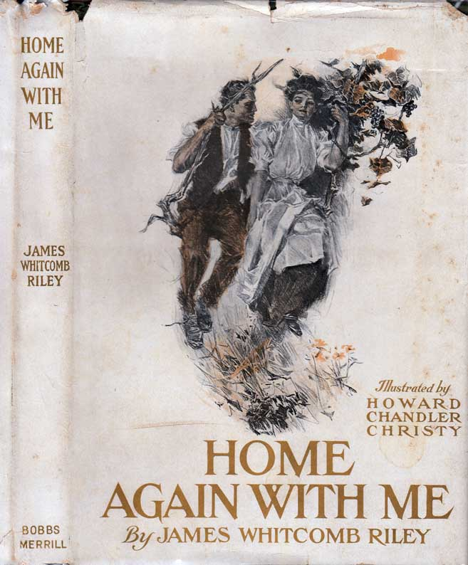 Home Again With Me. James Whitcomb RILEY