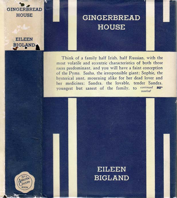 Gingerbread House. Eileen BIGLAND.