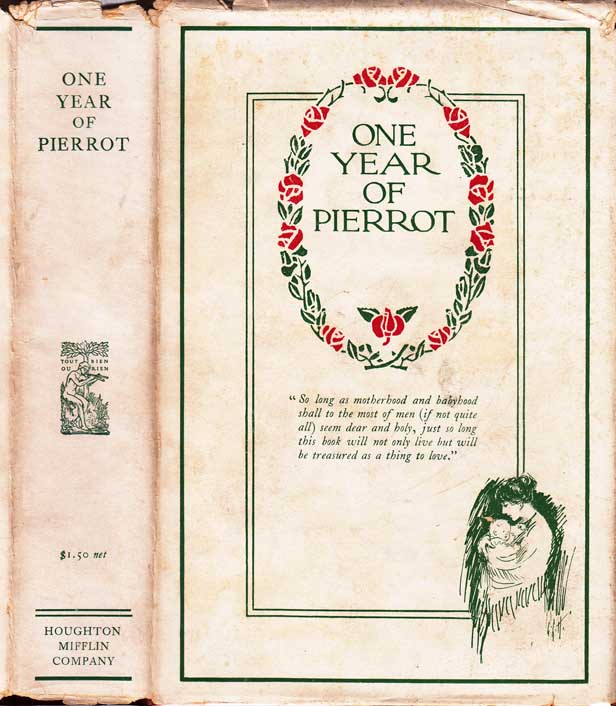 One year of Pierrot. ANONYMOUS, Lester G. HORNBY, Frederick Orin BARTLETT