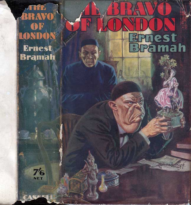 The Bravo of London. Ernest BRAMAH