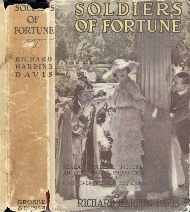 Soldiers of Fortune. Richard Harding DAVIS.