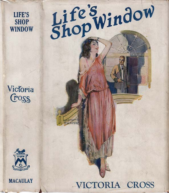 Life's Shop Window. Victoria CROSS