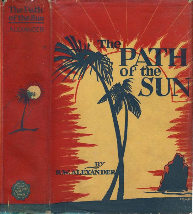 The Path of Sun. R. W. ALEXANDER.