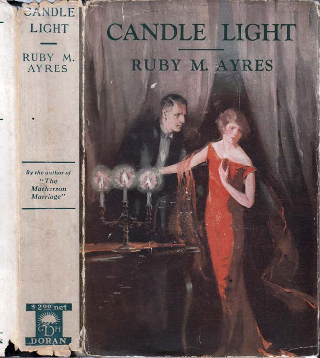 Candle Light. Ruby AYRES