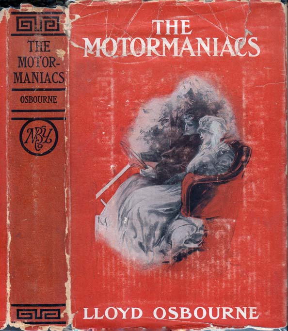 The Motormaniacs. Lloyd OSBOURNE