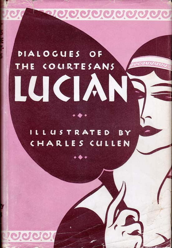 The Mimes of the Courtesans. LUCIAN.