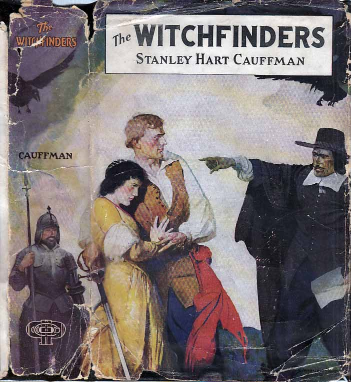 The Witchfinders. Stanley Hart CAUFFMAN