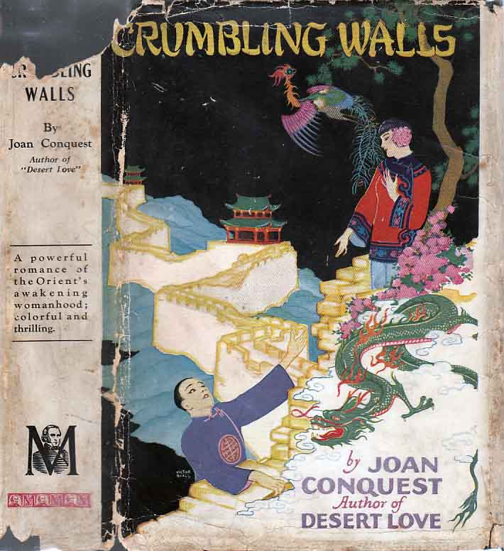 Crumbling Walls. Joan CONQUEST