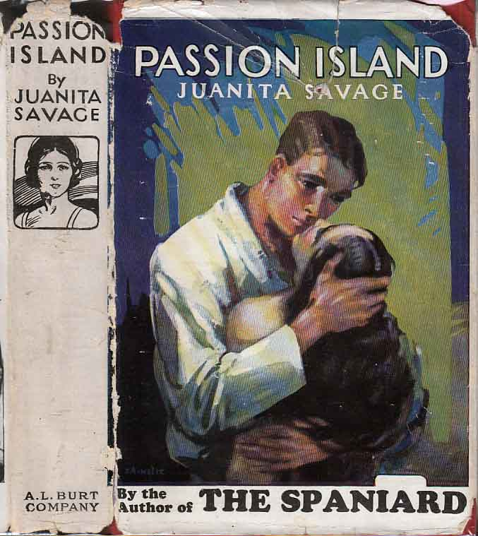 Passion Island. Juanita SAVAGE