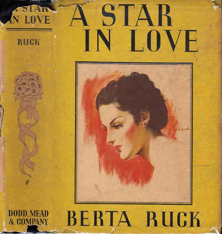 A Star in Love. Berta RUCK