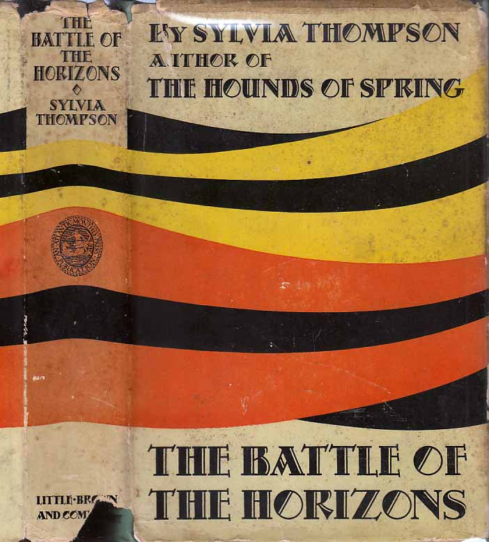 The Battle Of The Horizons. Sylvia THOMPSON