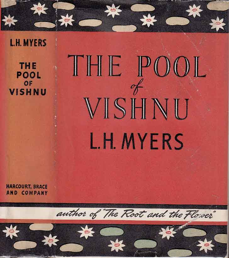 The Pool of Vishnu. L. H. MYERS