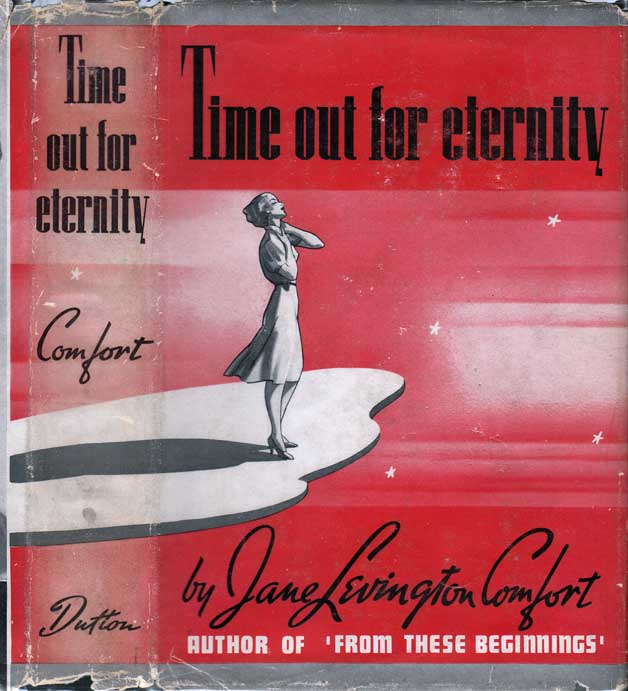 Time Out for Eternity. Jane Levington COMFORT