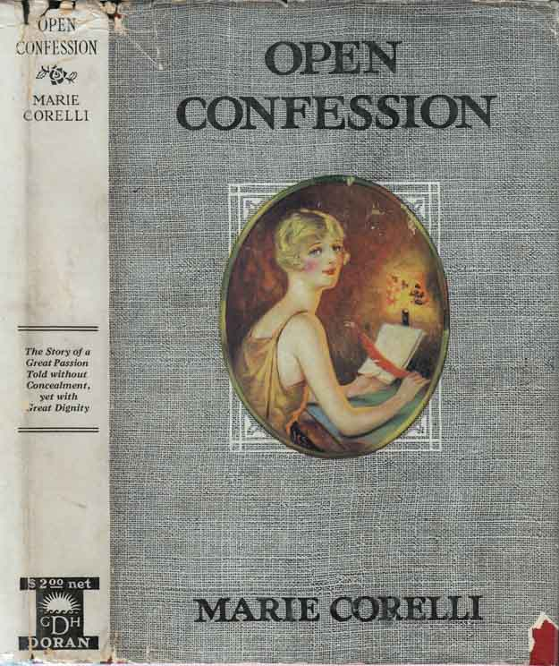 Open Confession to a Man from a Woman. Marie CORELLI