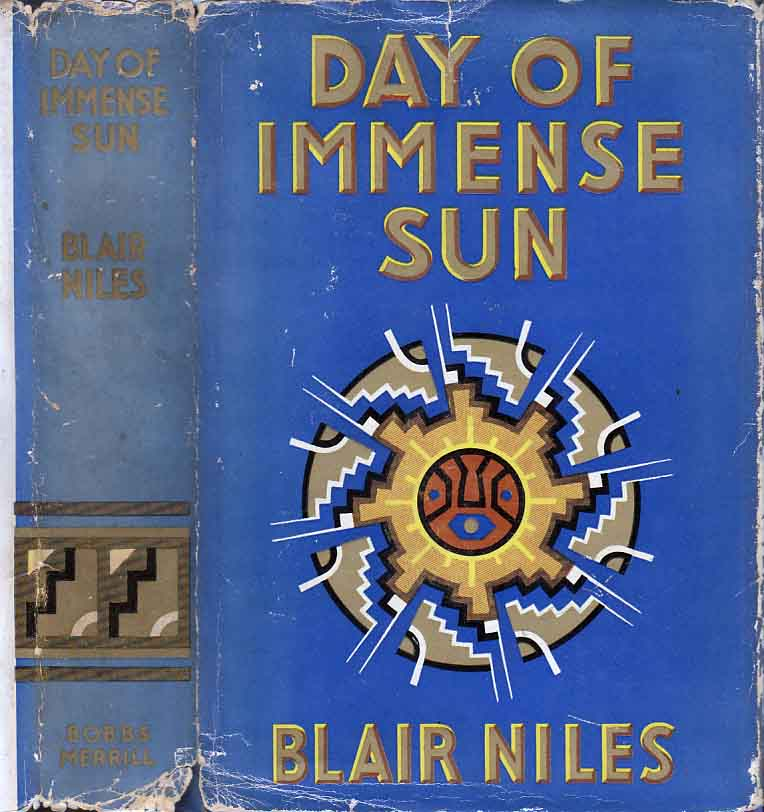 Day of Immense Sun. Blair NILES
