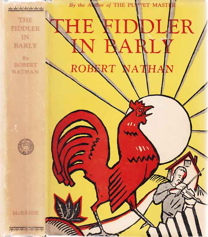 The Fiddler in Barly. Robert NATHAN