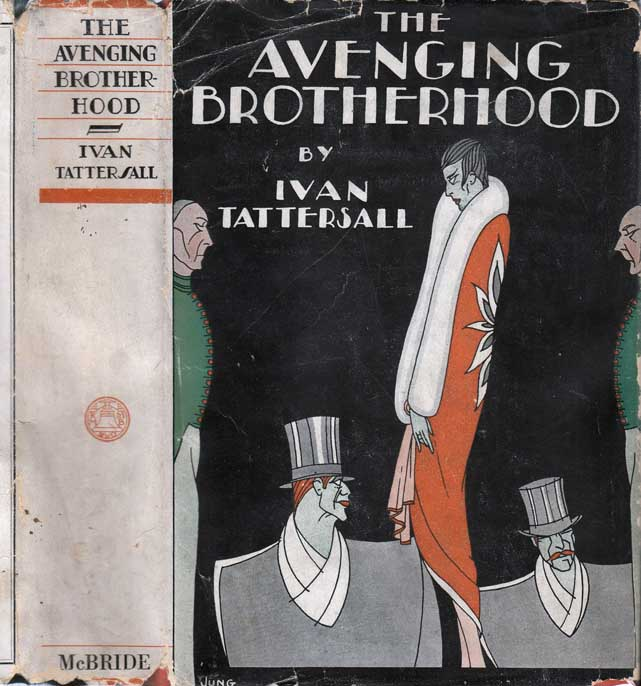 The Avenging Brotherhood. Ivan TATTERSALL.