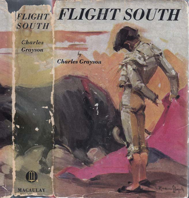Flight South. Charles GRAYSON