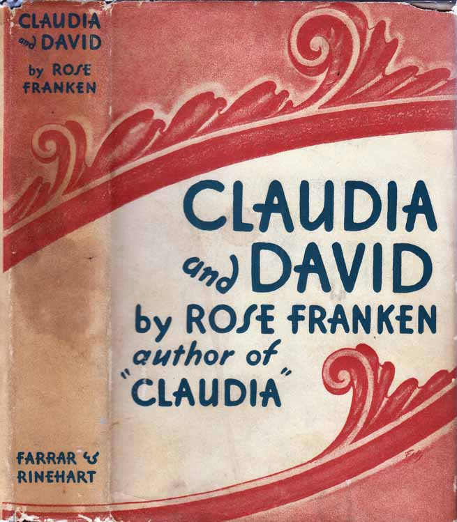 Claudia and David. Rose FRANKEN