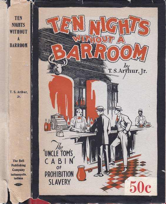 Ten Nights Without a Barroom. T. S. Jr ARTHUR
