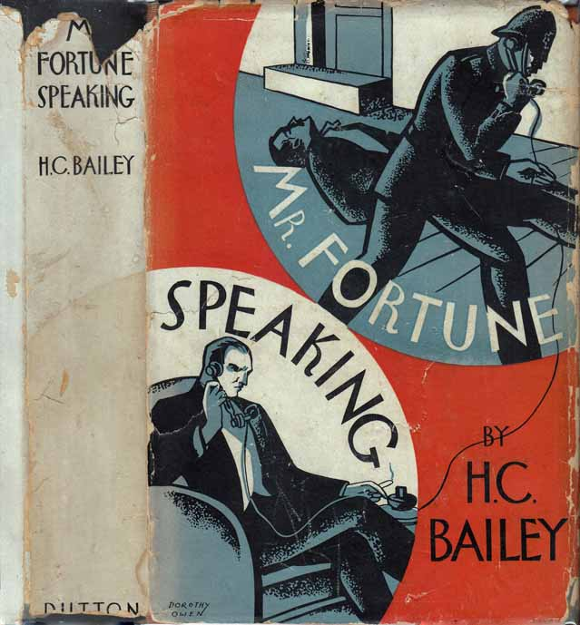 Mr. Fortune Speaking. H. C. BAILEY.