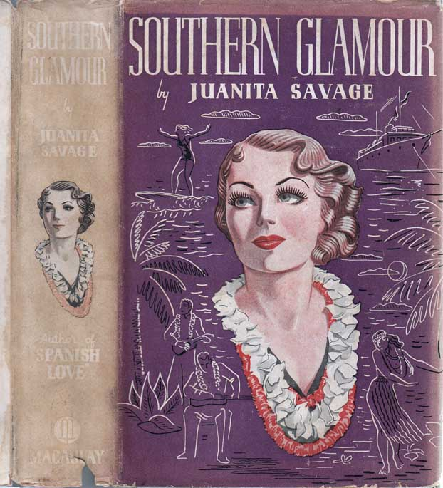 Southern Glamour (HOLLYWOOD FICTION). Juanita SAVAGE.