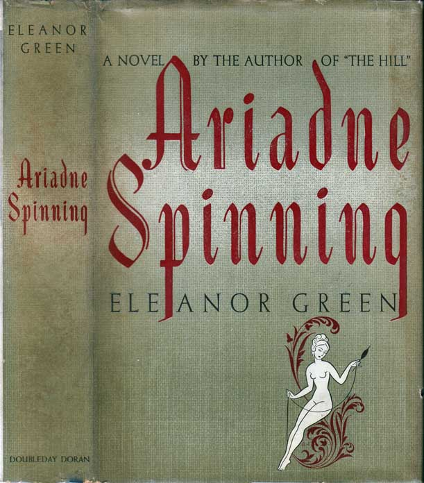 Ariadne Spinning. Eleanor GREEN.