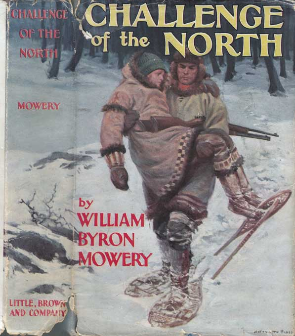 Challenge of the North. MOWERY, ron.