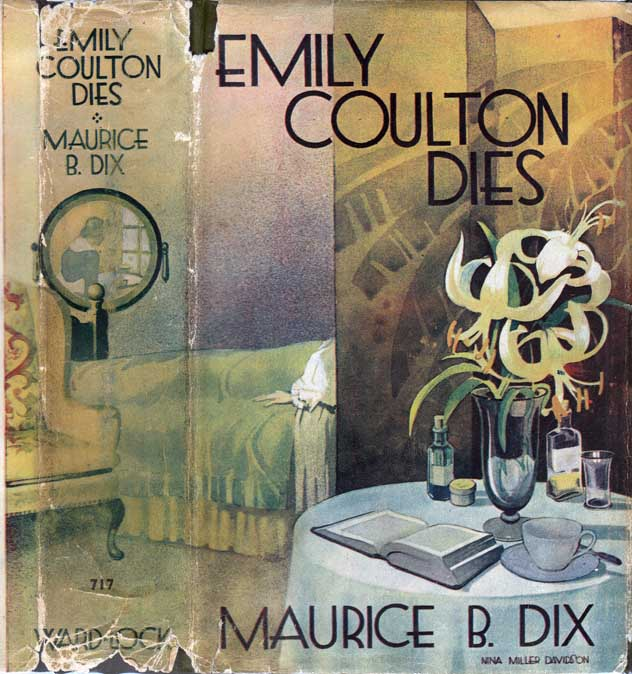 Emily Coulton Dies. Maurice DIX