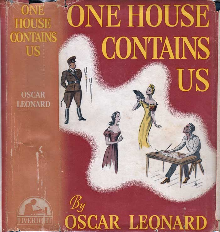 One House Contains Us. Oscar LEONARD.