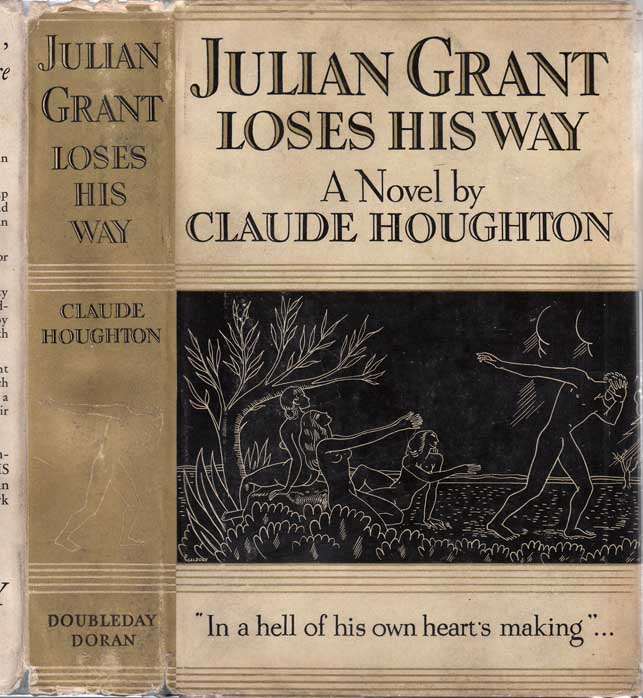 Julian Grant Loses His Way. Claude HOUGHTON.